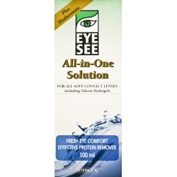 EYE SEE  100 ml NOWY z HIALURONIANEM