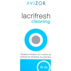 PROMOCJA Lacrifresh cleaning 15 ml